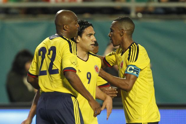 How Colombia Has Been Built into a Serious World Cup Contender