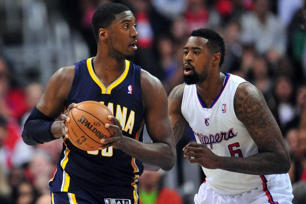 Roy Hibbert's Offense Is Making Team 'More Deadly'