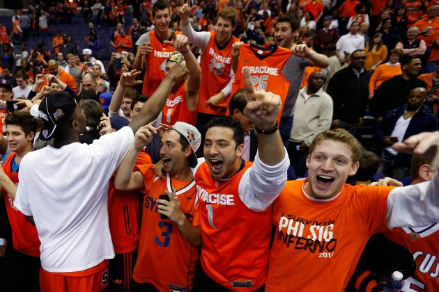 Syracuse Betting That Final Four Will Be a Boon for Student Recruitment