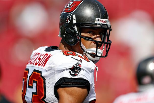 Expect Serious Competition in Re-Tooled Bucs Receiving Corps