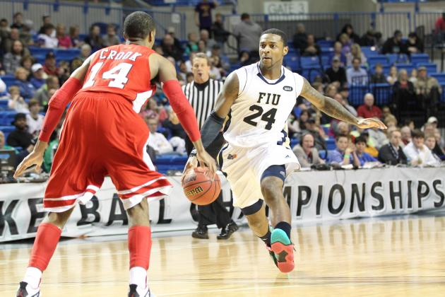 Report: FIU Won't Be Eligible for 2014 NCAA Tourney