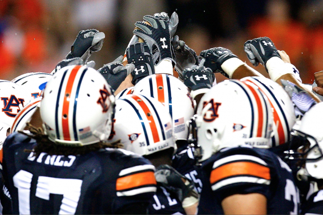 Latest Auburn Football Controversy Not as Damning as Previous Accusations