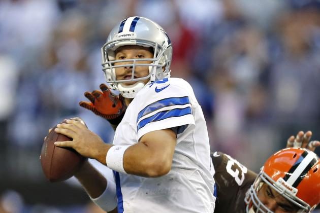 Cowboys Should Be Thankful to Have Romo