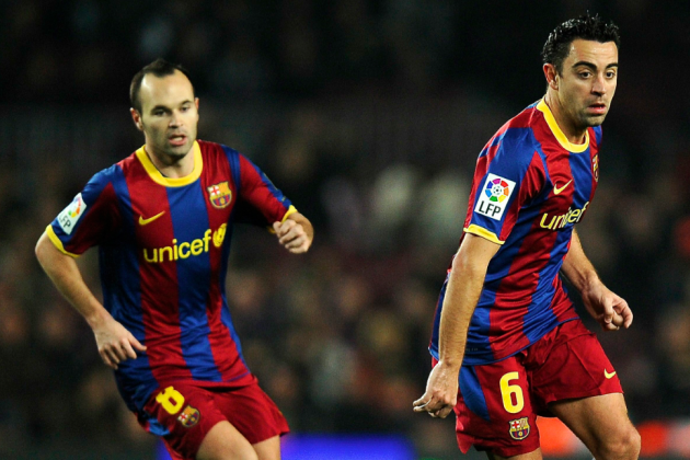 Why No One Will Ever Replace Xavi and Andres Iniesta's Tactical Genius