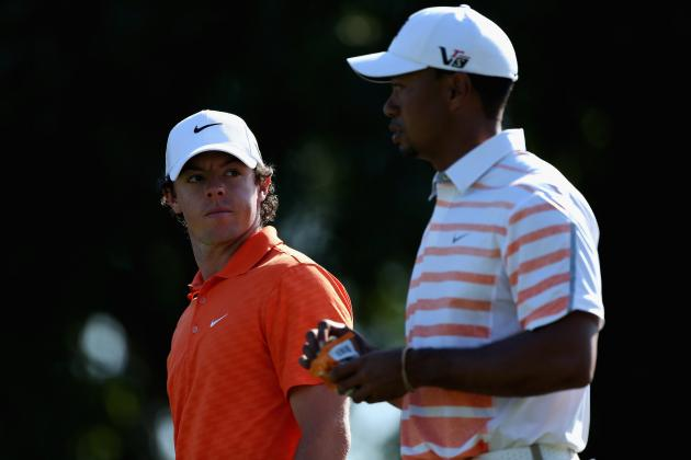 Rory McIlroy, Tiger Woods and the PGA Tour's Major Problem