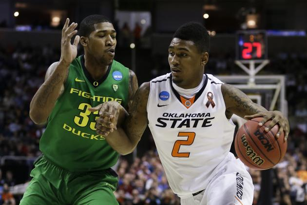 LeBryan Nash Will Reportedly Return to Stillwater in 2013-14
