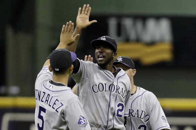Colorado Rockies Surprise in Opening Series, Take 2 of 3 from Brewers