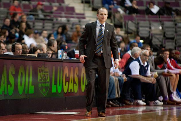 Lawrence Frank on Rutgers Rumors: I'm 'Very Happy' with Pistons