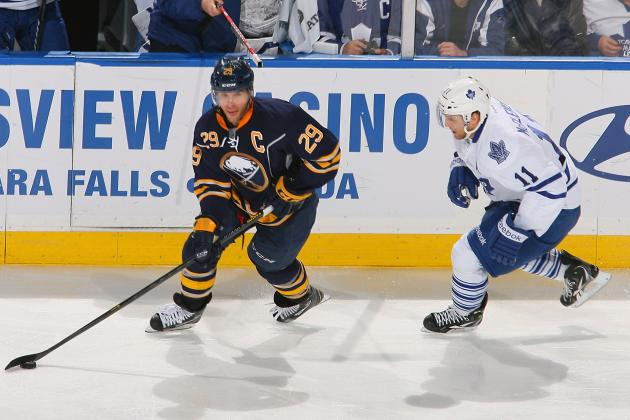 NHL Trade Deadline: Buffalo Sabres Made a Great Move in Dealing Jason Pominville