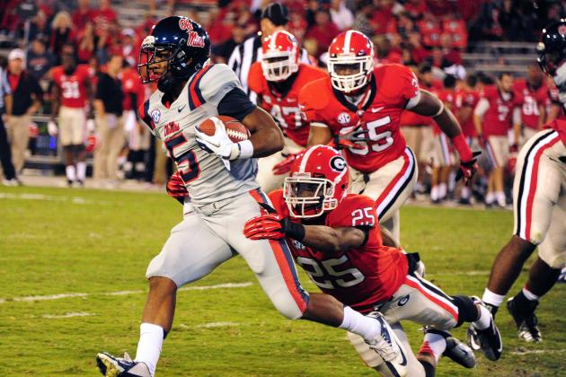 Ole Miss Football: Projecting the Depth Chart at Running Back
