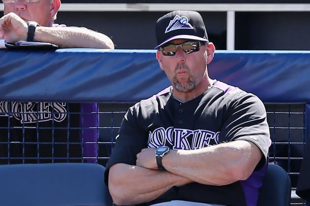 Rockies' Walt Weiss Won't Have It Easy Managing at Coors Field