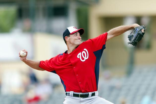Nats Agree to Terms with RHP Young
