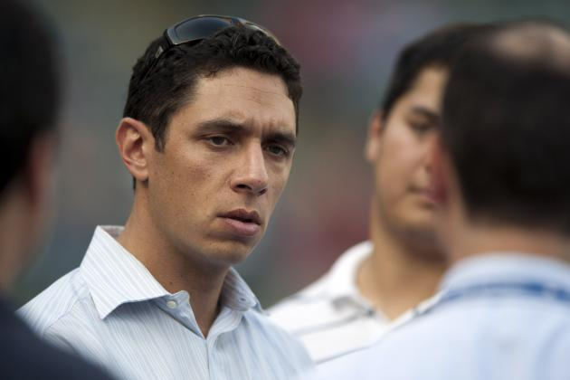 Jon Daniels Hopes to See Josh Hamilton During Rangers' First Homestand