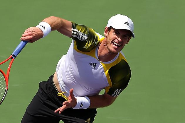 Andy Murray Signs Deal That Brings IPL-Style Tennis Event a Step Closer