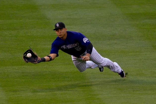 Rockies' Carlos Gonzalez Likes Playing Only Left Field
