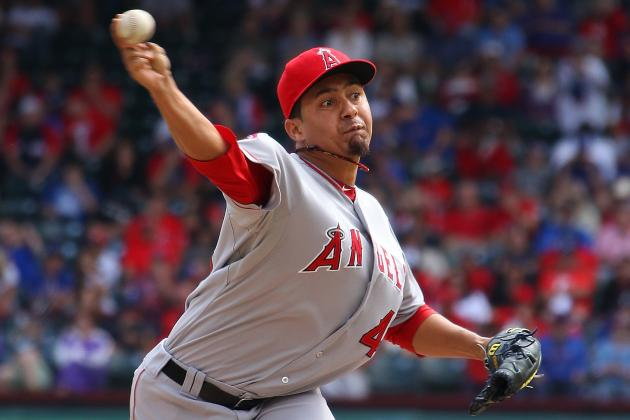 Ernesto Frieri's Fastball Is Still His Best Friend