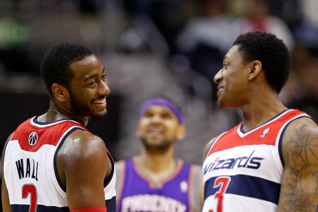 Wizards players react to Bradley Beal's injury