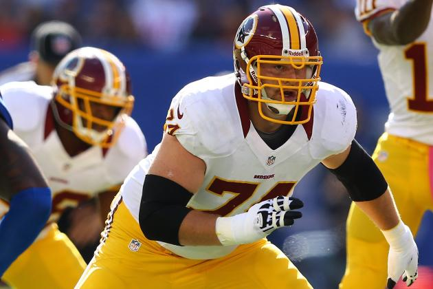 Redskins' Roster Review: Offensive Tackles