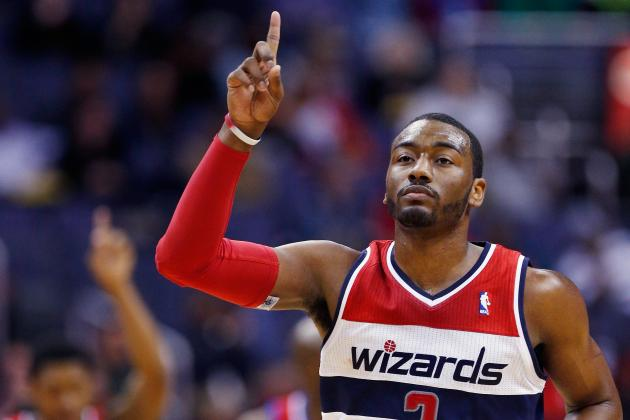 John Wall Does a Fashion Spread for Modern Luxury