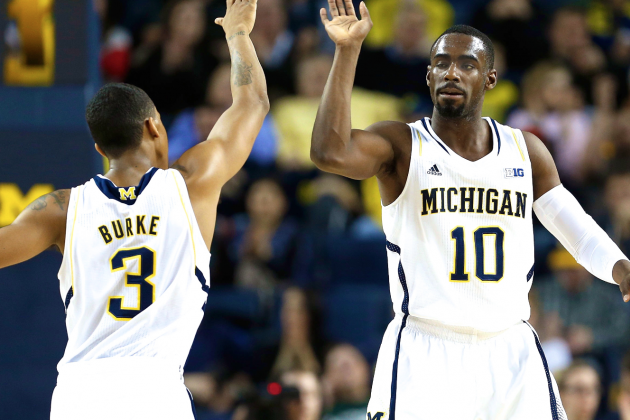 Michigan Stars Trey Burke, Tim Hardaway Jr. Reportedly to Declare for NBA Draft