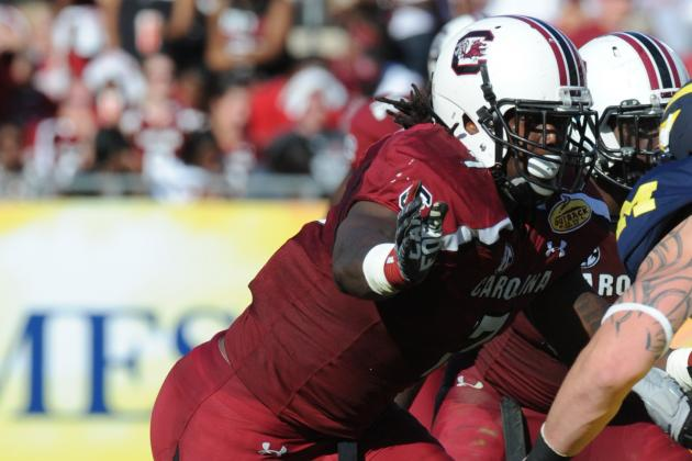 Low: Clowney Envisions Better Junior Season