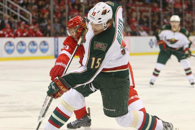Mikael Granlund Recalled; Dany Heatley Sidelined for the Wild