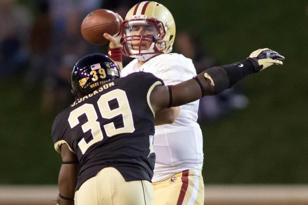 Justin Jackson Ready to Lead Wake Forest D