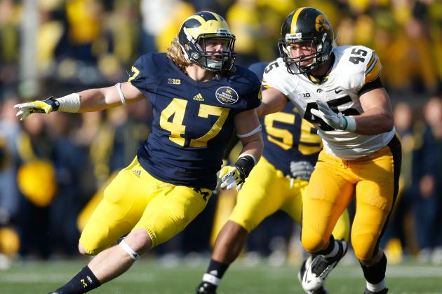 Michigan's Kevin Ryan, Blake Countess and the Causes of ACL Injury
