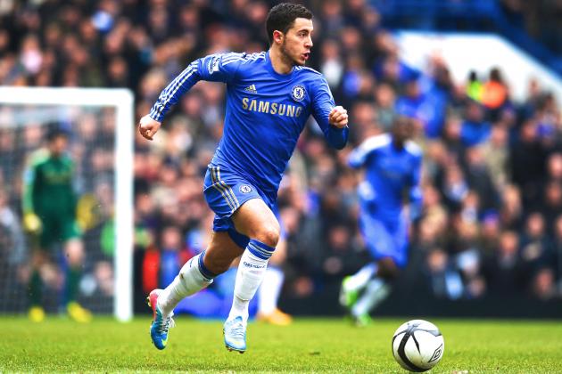 Chelsea vs. Rubin Kazan: Europa League Quarterfinal 1st Leg Live Score