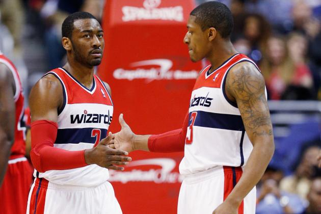 The Wizards' Surprising Starting Five
