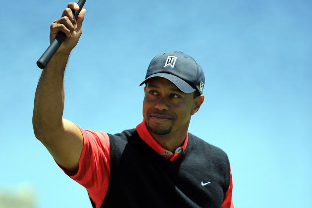 Nike Reveals Tiger Woods' 2013 Masters Gear