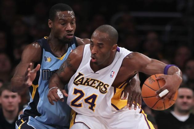 Memphis Grizzlies vs. Los Angeles Lakers: Preview, Analysis and Predictions