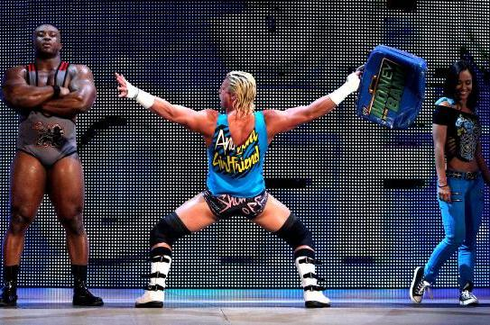 News on Post-WrestleMania 29 Plans for Dolph Ziggler, A.J. and Langston