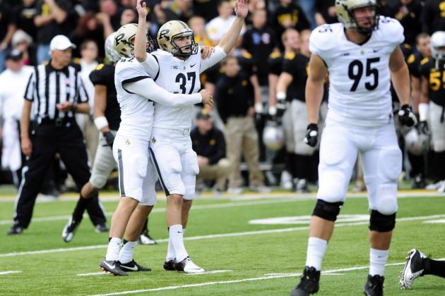 Kickers Striving for Consistency