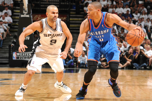Is Tony Parker or Russell Westbrook the Better Point Guard in Today's NBA?