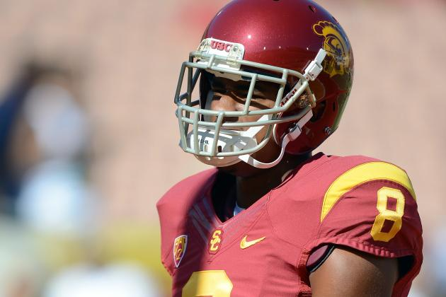 USC WR George Farmer Has Torn ACL and MCL