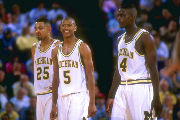 How Michigan's Fab Five Changed the NBA Forever