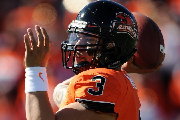 Beavers Welcome Ex-QB Lyle Moevao Back to Team as an Assistant