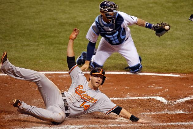 ESPN Gamecast: Orioles vs. Rays