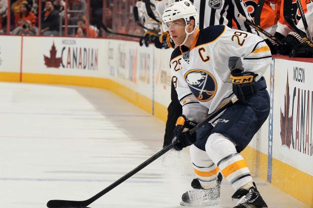 Pominville to Make Wild Debut Tonight