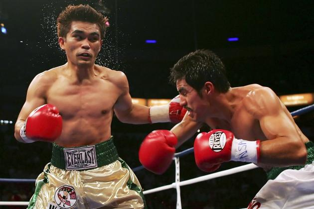 Brian Viloria vs. Juan Francisco Estrada: Fight Time, Date, TV Info and More