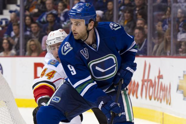 Canucks Recall Zack Kassian
