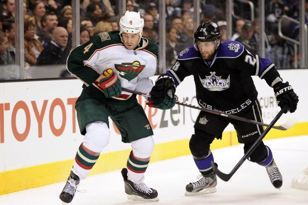 Los Angeles Kings vs. Minnesota Wild Preview