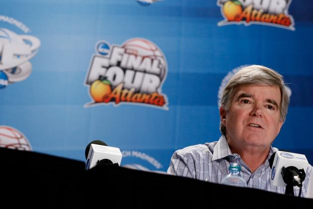 Emmert Says Auburn Football Allegations Only a 'newspaper Story'