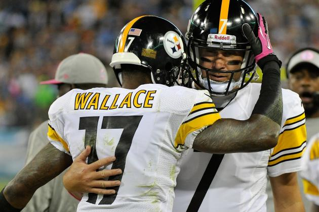 Big Ben with Big Praise for Mike Wallace