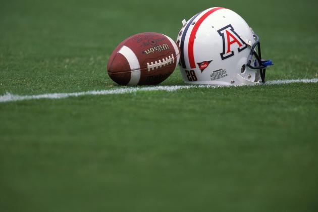 It's a Long Way to the Top If You Want to Coach Arizona Football
