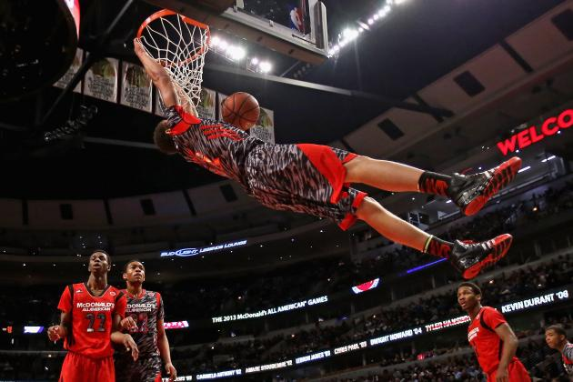 Recapping Arizona Recruit Aaron Gordon's McDonald's All-American Game