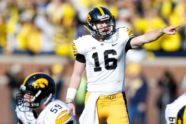Iowa Looks to Fill QB Opening