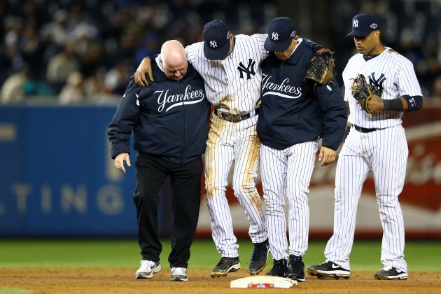 Could Derek Jeter's Injury Be Much Worse Than We Originally Thought?