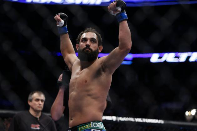 Johny Hendricks Worried GSP May Duck Him Again with Movie and Superfight Talk